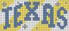 Alpha pattern #72823 variation #134768