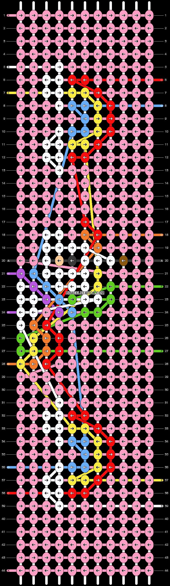 Alpha pattern #73443 variation #134783 pattern
