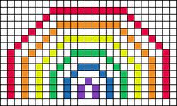 Alpha pattern #67272 variation #134808