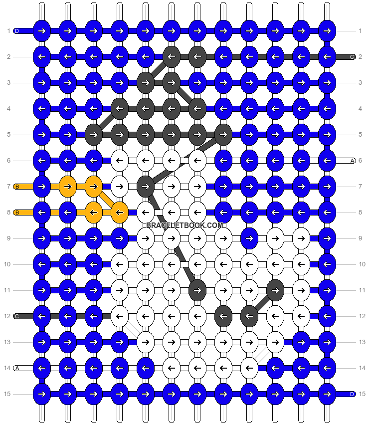 Alpha pattern #54859 variation #134847 pattern