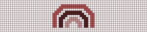 Alpha pattern #54001 variation #134918