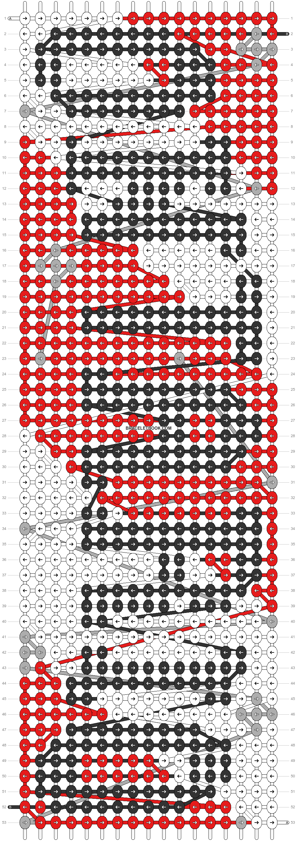 Alpha pattern #73647 variation #134993 pattern