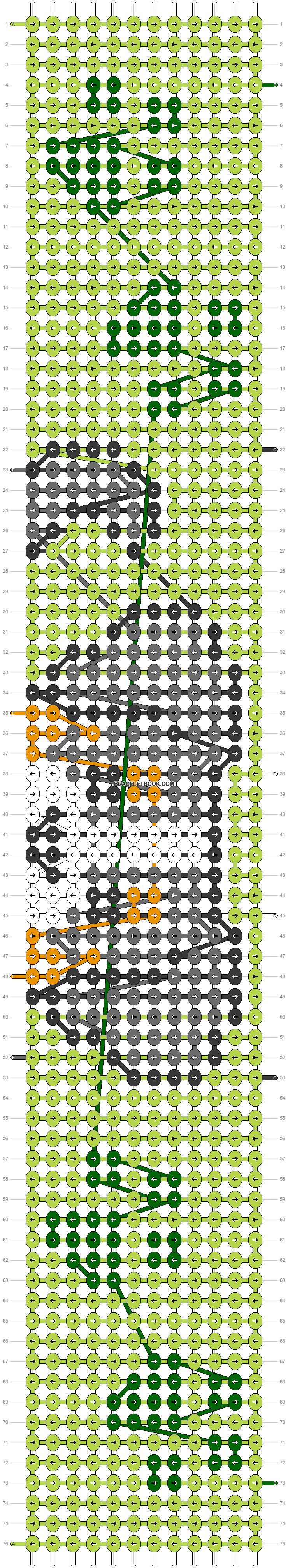 Alpha pattern #52628 variation #135075 pattern