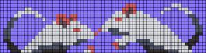 Alpha pattern #73500 variation #135081