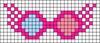 Alpha pattern #30753 variation #135129