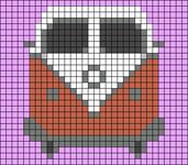 Alpha pattern #39115 variation #135131