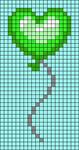 Alpha pattern #73373 variation #135141