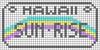 Alpha pattern #40856 variation #135151