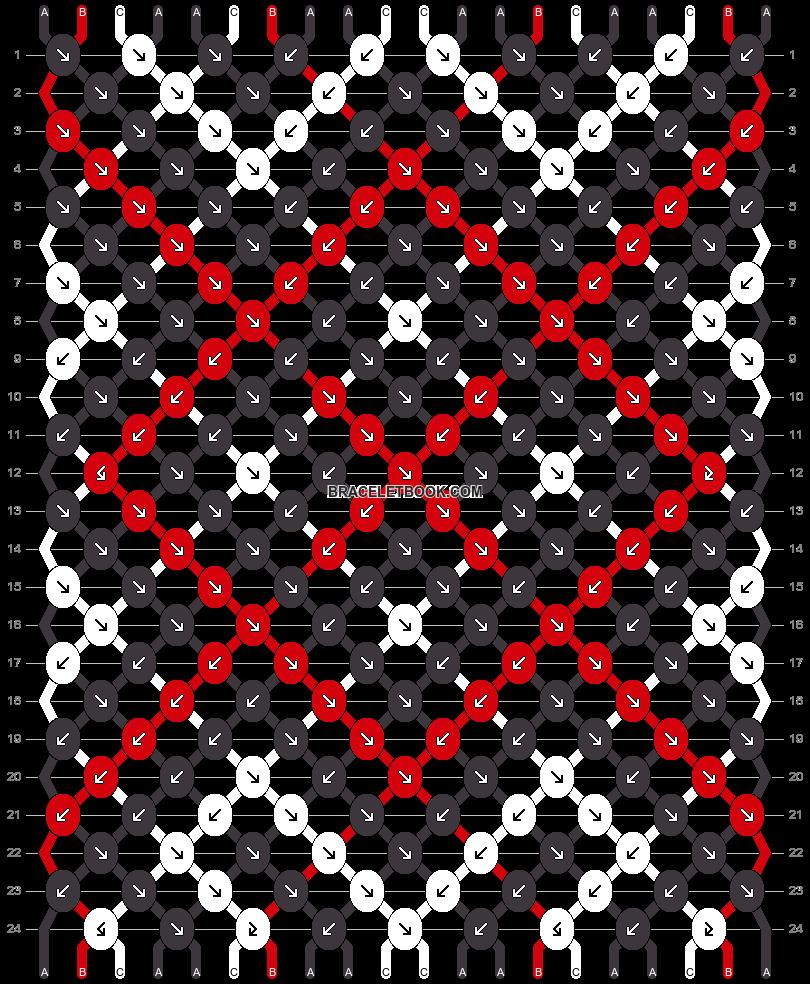 Normal pattern #19122 variation #135238 pattern