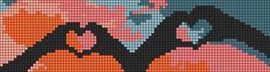 Alpha pattern #18042 variation #135243