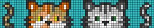 Alpha pattern #73597 variation #135260