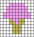 Alpha pattern #69058 variation #135278