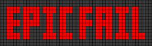 Alpha pattern #1036 variation #135303