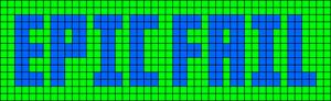 Alpha pattern #1036 variation #135305
