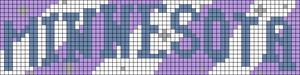 Alpha pattern #73030 variation #135408
