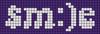 Alpha pattern #60503 variation #135429