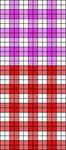 Alpha pattern #73939 variation #135489
