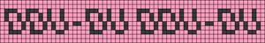 Alpha pattern #59200 variation #135581