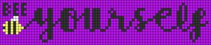 Alpha pattern #73174 variation #135631