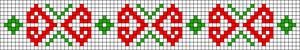 Alpha pattern #74027 variation #135639