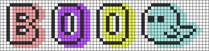 Alpha pattern #74025 variation #135656