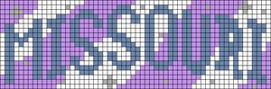 Alpha pattern #73035 variation #135680
