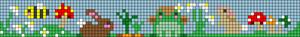 Alpha pattern #70857 variation #135688