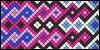 Normal pattern #51345 variation #135722
