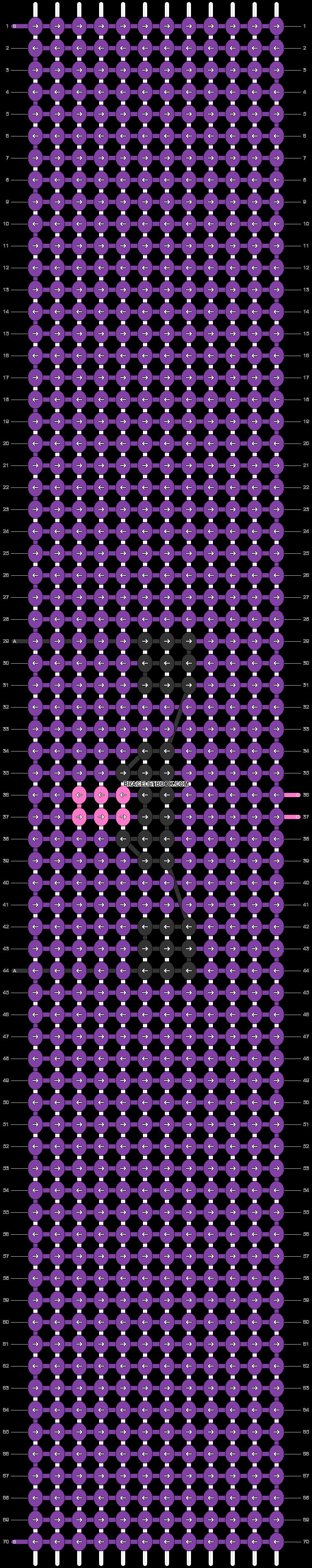 Alpha pattern #45880 variation #135768 pattern