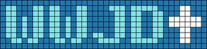 Alpha pattern #9042 variation #135785