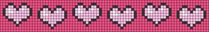 Alpha pattern #73366 variation #135787