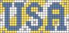 Alpha pattern #74096 variation #135849
