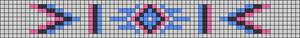 Alpha pattern #58144 variation #135852