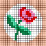 Alpha pattern #62544 variation #135871