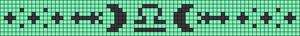 Alpha pattern #71505 variation #135884