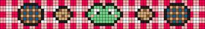 Alpha pattern #74003 variation #135930