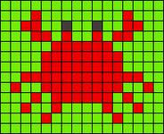 Alpha pattern #39937 variation #135946