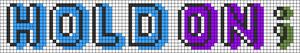 Alpha pattern #74275 variation #135972