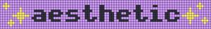 Alpha pattern #60272 variation #135994