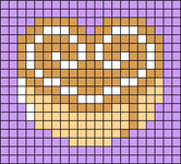 Alpha pattern #74163 variation #135995