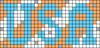 Alpha pattern #74096 variation #135999