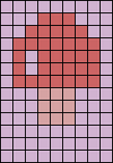 Alpha pattern #223 variation #136021