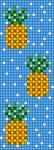 Alpha pattern #69919 variation #136114