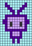 Alpha pattern #59844 variation #136140