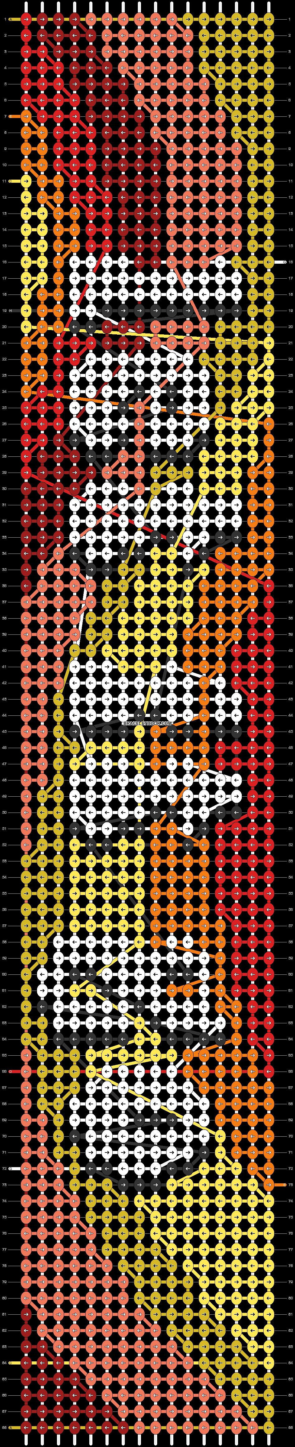 Alpha pattern #62907 variation #136149 pattern