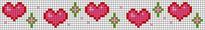 Alpha pattern #73368 variation #136218