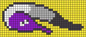 Alpha pattern #47075 variation #136242