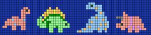 Alpha pattern #24109 variation #136275