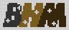Alpha pattern #74453 variation #136276