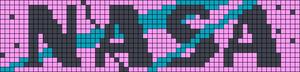 Alpha pattern #14145 variation #136313
